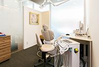 歯科治療ルーム(個室)